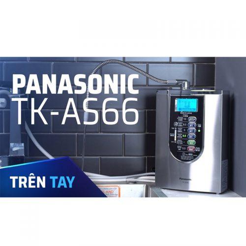 may dien giai panasonic TK-AS66
