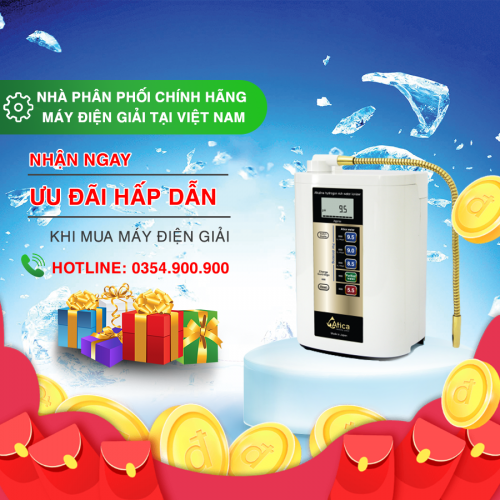 may loc nuoc atica gold