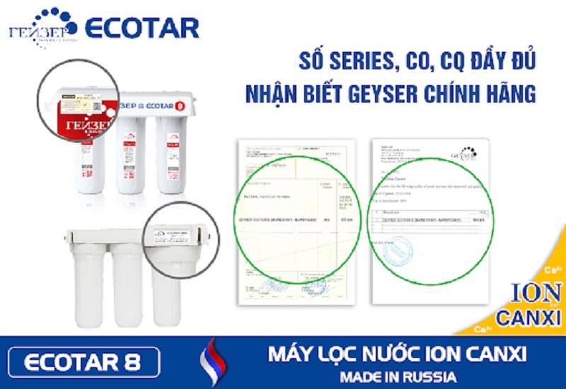 chung nhan may loc nuoc geyser ecotar 8