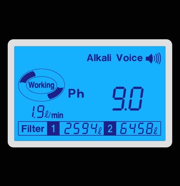 Máy điện giải Alkaline KYK 33000