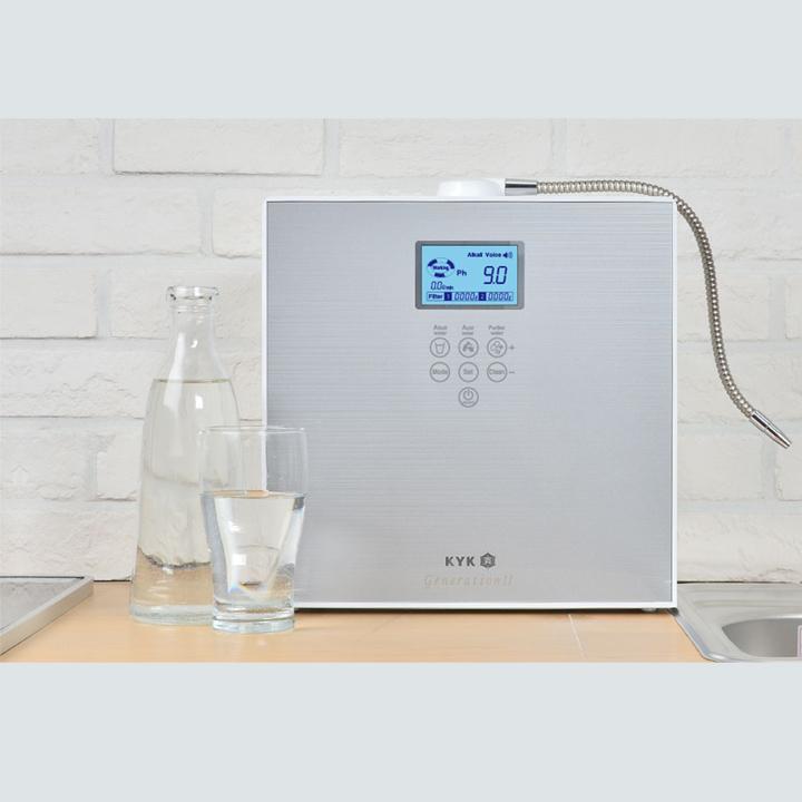 máy lọc nước điện giải ion kiềm KYKGeneration 2