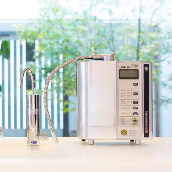 Máy lọc nước Kangen SD501 Platinum