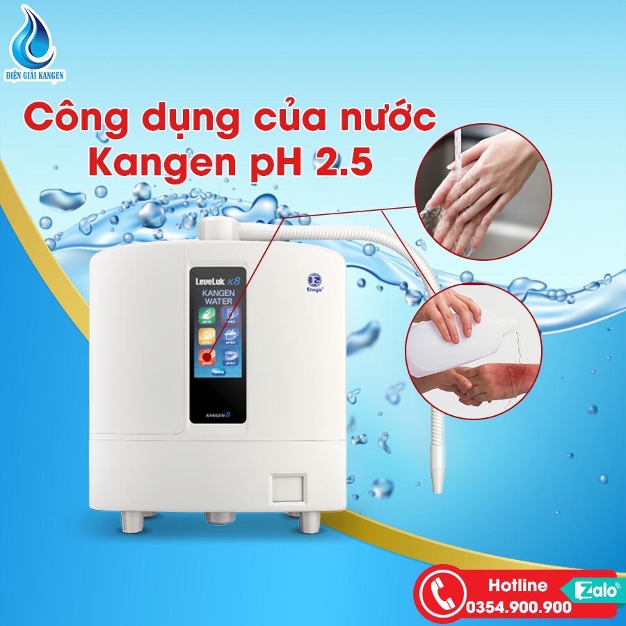 Công dụng của máy lọc nước Kangen - Đại Lâm Thịnh
